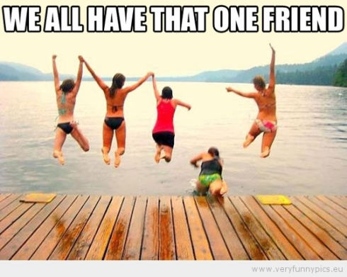 funny-picture-friends-jump-in-a-lake-we-all-have-that-one-friend